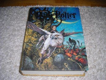 Helt Ny Bok , Harry Potter och fången från Azkaban - Skärholmen - Helt Ny Bok , Harry Potter och fången från Azkaban - Skärholmen