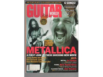Guitar World - June 2004