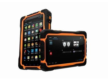 Demo körd rugged Tablet Hugerock T70S / Fordonsdator