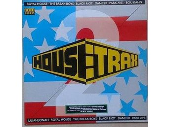 Various title* House Trax 2* House LP Comp. UK