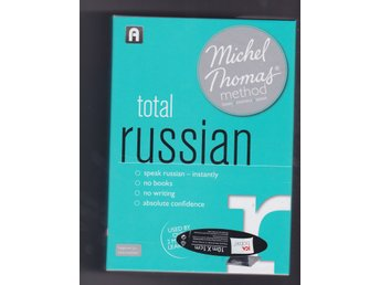 Russian the Michel Thomas method