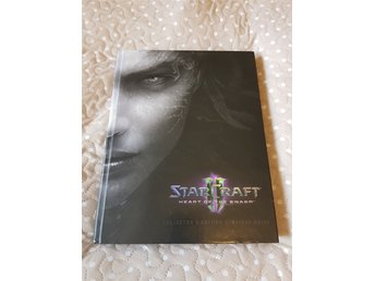StarCraft II: Heart of the Swarm Collectors Edition Strategy Guide