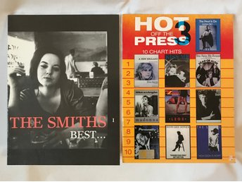Smiths Best...I Sheet Music Noter IMP Hot of the Press Morrissey