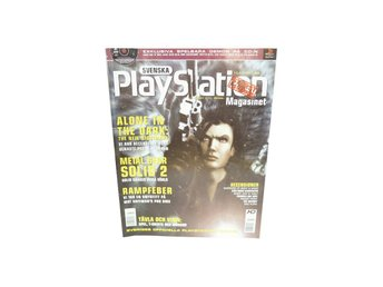 Svenska Playstation Magasinet nr 43  Juni 2001