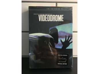 Videodrome Criterion Collection #248