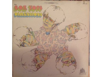 The Box Tops LP Dimensions (Alex Chilton)
