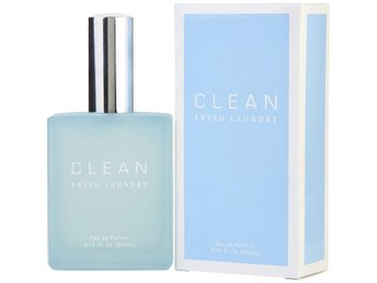 CLEAN Fresh Laundry 60ml [NY/Oanvänd][60 ML] Ord. pris 695:-