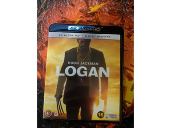Logan 4k UHD 3disk-set