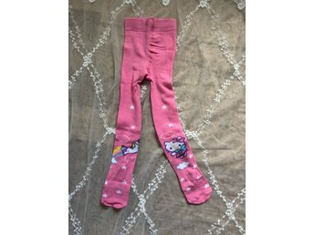 ~ NYA! ~ Hello Kitty tights strumpbyxor stl  86/92 ~ halkskydd ~