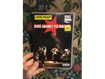 Rage Against The Machine live Dvd