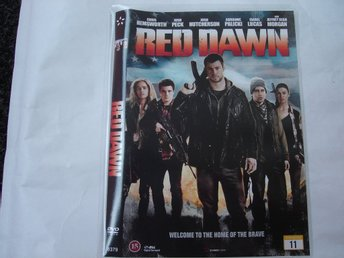 DVD-RED DAWN