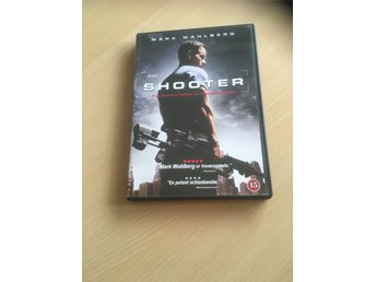 SHOOTER 2007 DVD DANSK TEXT