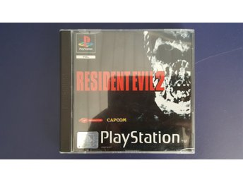 Resident Evil 2 - PlayStation (PS1)