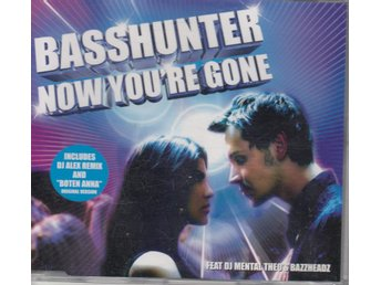 Basshunter Now You're Gone + Boten Anna GAY