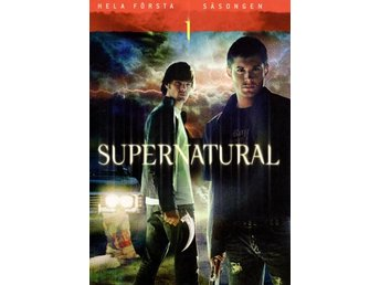 Supernatural / Säsong  1 (6 DVD)
