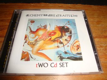 Dire Straits : Dcd  Alcemy  Live   KANON