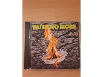 CD FAITH NO MORE
