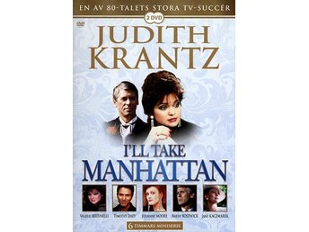 I'll take Manhattan (2 DVD)