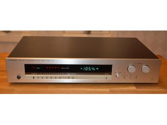 Luxman T-115 Synthesised FM/AM Tuner (1981-83)