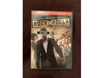 DVD - Rock N Rolla
