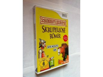 Wii: Horrible Stories: Ruthless Romans