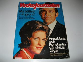 Vecko Journalen 1978-5 Ove Rainer..Catherine Deneuve