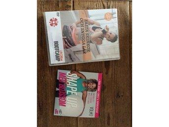 Tränings-dvd, 2 st. Oanvända. - Jönköping - Tränings-dvd, 2 st. Oanvända. - Jönköping