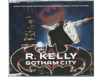 R.KELLY - GOTHAM CITY  (CD MAXI/SINGLE )