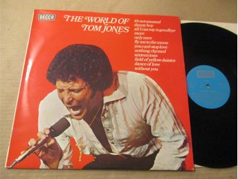 "Tom Jones ""The World Of Tom Jones"""