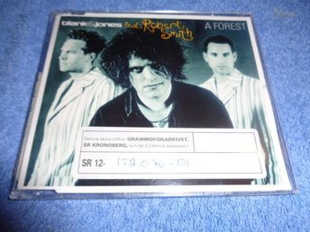 CURE Blank & Jones Feat. Robert Smith A Forest CURE Rare