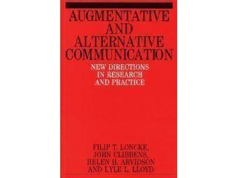 Augmentative and Alternative Communication ISBN 9781861561435