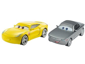 Cruz Ramirez & Sterling - Disney Cars 3 - Bilar