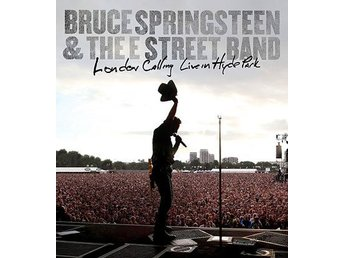 Bruce springsteen london calling live in hyde park