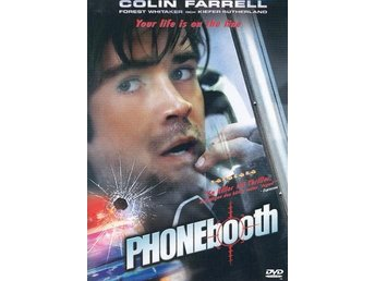 DVD phonebooth