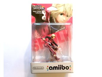 Shulk Amiibo Super Smash Bros Ny Wii U New Nintendo 3DS 2DS XL Nintendo Switch