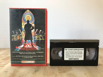 The Assisi Underground - FD Hyrfilm VHS Cannon 1984