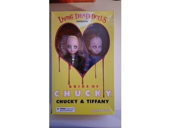 Chucky & Tiffany Living dead dolls
