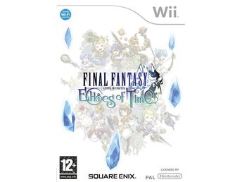 Final Fantasy Crystal Chronicles Echoes Nintendo Wii