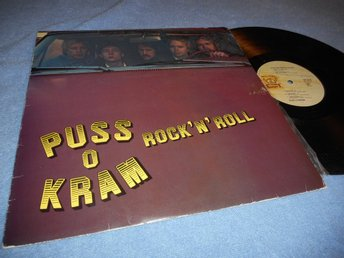 Puss o Kram - Rock n Roll (LP) VG+