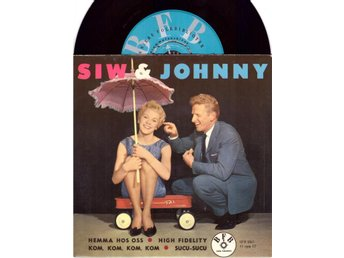 SIW & JOHNNY     EP