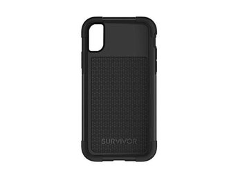 Griffin iPhone X Survivor Fit black /Black