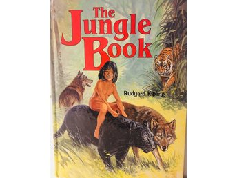 ** The Jungle Book by R.Kipling by Award Publications!! *