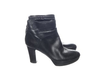 Nine West, Klackskor, Strl: 7,5, Svart