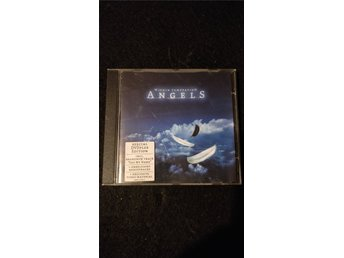Within Temptation - Angels CD EP RARE LÅGT UTROP female fronted metal