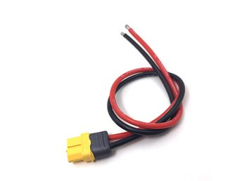 XT60 Input Output Power Cable 14AWG 30cm For iSDT SC-608 ...