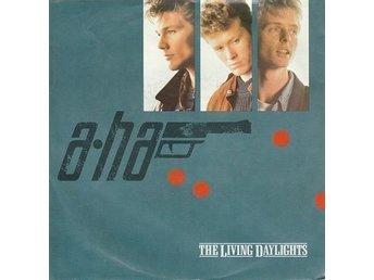 A-ha - The Living Daylights - 1987