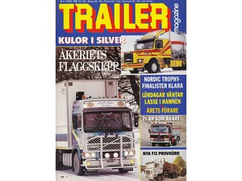 Trailer 1988-4 Iveco..Volvo FL6 Turbo Test..Volvo F12 Test