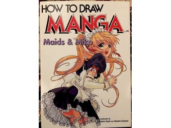 How to draw manga - Maids & Miko