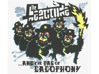 Beatitude - .And The Bag Of Cacophony - CD NY - FRI FRAKT