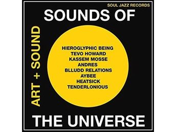 Sounds Of The Universe / Art + Sound (2CD) Ord Pris 209 kr SALE